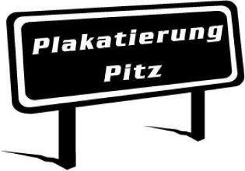 Plakatierung Pitz